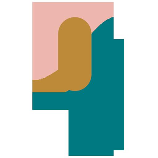 logo formes de couleurs